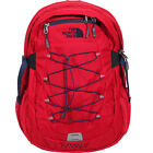 North Face Borealis Classic Unisex Rucksack Hiking - Tnf Red Cosmic Blue