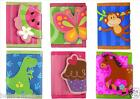 STEPHEN JOSEPH OFFICIAL CHILDREN'S KIDS WALLETS/PURSES - BOY/GIRL'S DESIGNS