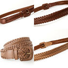 Womens Plus Size Belts Faux Leather Original Ladies Accessories 16-30 Nouvelle