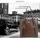 Hot Sell Haagendess Men's Fashion Genuine Leather Briefcase Bag