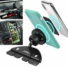 Car CD Slot Phone Magnetic Holder Mount For iPhone 6 Galaxy S6 S5 HTC Smartphone
