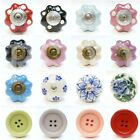 Large Selection of Ceramic Door Knobs Drawer Pulls Cupboard Door Knobs