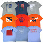 Tommy Hilfiger T-Shirt Mens Classic Fit Graphic Tee Short Sleeve Crew Neck New