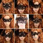 Sexy Lace Eye Face Mask Masquerade Ball Prom Halloween Costume Party Fancy Dress