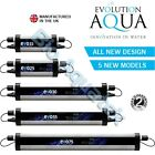 Evolution Aqua evoUV Koi Fish UV Pond Clarifier Steriliser 15w 25w 30w 55w 75w