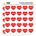 """1"""" Scrapbooking Crafting Stickers I Love Heart Places Things U-Z"""