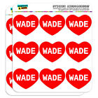 "2"" Scrapbooking Crafting Stickers I Love Heart Names Male W"