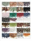 UNDRILLED Natural GEMSTONE Chips ~ Sizes Mini to Large ~ 50 Grams Various Colors