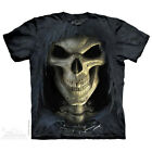 The Mountain BIG DEATH FACE Adult Men T-Shirt S-3XL Short Sleeve