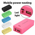 External Portable 5600mAh USB Power Bank Stick Charger For Mobile iPhone Samsung