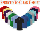 Mens T Shirts Pique Polo Shirt Plain Polycotton T-Shirts Tops Multi-color S-5XL