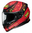 SHOEI NXR MOTORCYCLE ROAD HELMET VESSEL TC-1 - NEW FOR 2016!!!!