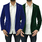 Mens Designer Marc Darcy Blazer Jacket Coat Tailored Fit Smart Casual Suit Top