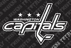 Washington Capitals car truck vinyl decal sticker NHL Hockey $5.99 USD on eBay