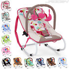 Baby Swinging Bouncer Chair Arch 3 Toys Comfortable Safety Choice of Design