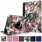 360 Rotating Flip Folio Stand Smart Leather Case Cover For Apple Amazon LG Tab