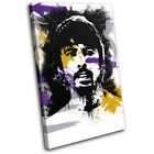 Dave Grohl Grunge Abstract Musical SINGLE CANVAS WALL ART Picture Print VA