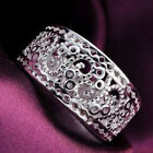 Popular Women's 925 Sterling Silver Cute Classic Wedding Party Women Ring New