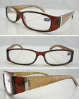 L134 High Quality Plastic Reading Glasses/Metal Hinges/Super Fashion/Super Value