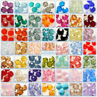 2pcs Genuine Swarovski Crystal Round Beads 5000 8mm Various Colours