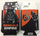 NFL Cincinnati Bengals Wincraft Star Wars Darth Vader Insulated Can Cooler NEW! $9.99 USD on eBay