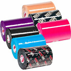 ROCK TAPE Rocktape Super Wide Sports Tape 10cm x 5cm Big Daddy Various Colours
