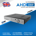 4 CHANNEL DVR AHD 4X HD CCTV SECURITY CAMERA 2MP FULL 1080P OUTDOOR NIGHTVISION