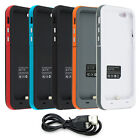 New 4200mAh External Battery Backup Case charger pack power bank for iphone 6