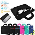 "Kozmicc Sleeve Handle Bag Pouch Case Cover for 11.6"" 12.1"" 13.3"" 14"" Chromebook"