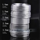 Wholesale Silver 9/10/12/15/18Gauge 1.0/1.5/2.0/2.5/3.0mm Aluminum Craft Wire