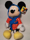 MICKEY MOUSE TOY SOFT CUDDLY MICKEY MOUSE GIFT PRESENT OFFICIAL DISNEY PRODUCT