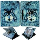 "Case For 8"" Samsung Galaxy Tab 3 Tablet Protective Folio Cover 360 Folding Stand"