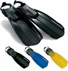 Tusa Premium Quality Deluxe Max Propulsion Snorkel Dive Fins - CLEARANCE SALE