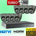 16 CHANNEL DVR HDMI 8x Video 2MP Camera 1080P CCTV Home/Outdoor Security System