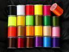 Fly tying thread 150 denier choose from 24 colors, 150 Yd spools lures materials