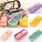 Women Makeup Cosmetic Bag Purse Student Stationery Girls Pencil Case Mobile Bag