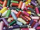 Sewing Tread Polyester 120 Moon - Coats 10 20 50 Assorted Colours 1000 yd reels