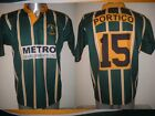 St Helenes Portico Player Match Adult M Rugby League Shirt Jersey Vintage Vine