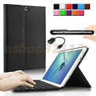 """Bluetooth Keyboard Shell Case Cover For Samsung Galaxy Tab S2 9.7"""" Tablet+OTG"""