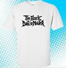 The Black Dahlia Murder Logo Death Metal Band Men's White T shirt size S to 3XL