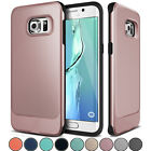 For Samsung Galaxy Note 5 Case Hard Armor Slim Shockproof Protective Phone Cover