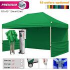 Eurmax Canopy 10x15 Commercial Ez pop up Trade Show Tent Gazebo / Wheeled Bag