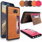 Luxury Leather Wallet Case Flip Card Slot Stand Cover For Samsung Galaxy Note 5