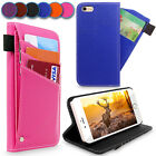 Leather Wallet Flip Stand Card Slot Holder Case Cover For Apple iPhone 6 6S 4.7""