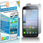 New HD Clear LCD Screen Protector Cover for ALCATEL One Touch Pop Mega LTE