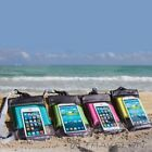 Travelon Clear View Waterproof Smart Phone/Digital Camera Pouch Assorted Colors