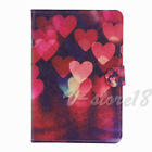 Luxury Slim flip wallet card slot Leather soft cover case For vairous Tablet
