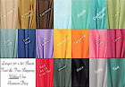 """Внешний вид - Gift Wrap Tissue Paper, Solid Colors, LARGE 20"""" by 30"""" --24 Sheets--"""