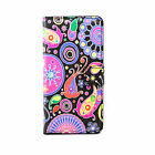 Stand Flip PU Leather Wallet Card Pocket Cover Case Accessories Samsung Phones