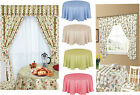 Colourful Wipe Clean Fruits Butterfly Kitchen Table Cloths Party Events Home